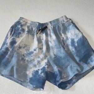 Men's Tie Dyed shorts